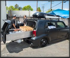 Crank Up Tent For Scion Xb Can You Say Awesome Cool