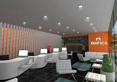 SALA DE VENTAS PRIME PARDO Conference Room, Retail, Tools, Yellow, Furniture, Home Decor, Home, Web Development, Desks