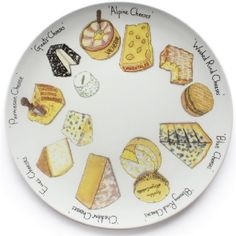 Gourmet Cheese Platter: baked on a white dish with sharpie marker BAKE 350 degrees 30 minutes, let cool in the oven. Pottery Painting, Ceramic Painting, Painting On Wood, Porcelain Ceramics, Ceramic Pottery, Ceramic Plates, Painted Porcelain, China Porcelain, Gourmet Cheese
