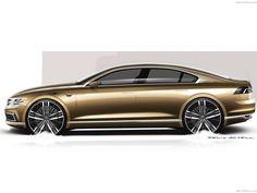 Volkswagen C Coupe GTE Concept 2015 (1600x1200)