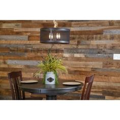 Augment the architectural style of any room in your home by choosing this elegant Multi-Width, Multi-Color Kiln Dried Barnwood Kit. Reclaimed Barn Wood, Rustic Barn, Rustic Decor, Barn Siding, Decorative Wall Panels, Ship Lap Walls, Wood Accents, Custom Wall, Wood Planks