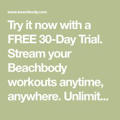 Try it now with a FREE Trial. Stream your Beachbody workouts anytime, anywhere. Unlimited access to hundreds of workouts, including INSANITY TurboFire, Brazil Butt Lift, and more! 80 Day Obsession Workout, Gym Workouts, At Home Workouts, Workout Exercises, Cardio Hiit, Core Exercises, Tummy Workout, Stretching Exercises, Fitness Workout For Women