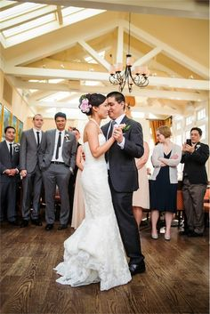 Virginia Wedding Reception First Dance