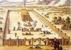 El Tabernáculo: templo y centro de salud   Arca Universal Argentina---instrucciones dadas a Moisés