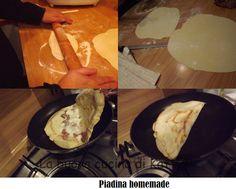 La buona cucina di Katty: Piadina .... homemade!