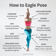 The Holistic Benefits of Eagle Pose – Yoga Club Fitness Workouts, Yoga Fitness, Yoga Routine, Eagle Pose Yoga, Yoga Moves, Bikram Yoga Poses, Yoga Exercises, Vinyasa Yoga, Pilates Yoga