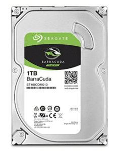 Buy Seagate BarraCuda HDD at Mighty Ape NZ. The Barracuda family has earned awards and accolades around the globe. This is because Seagate has demonstrated a commitment to introduce technologies. Gaming Pc Build, Computer Build, Gaming Computer, Memoria Ram, Disco Duro, Hardware, Hard Disk Drive, Tablets, Desktop Computers