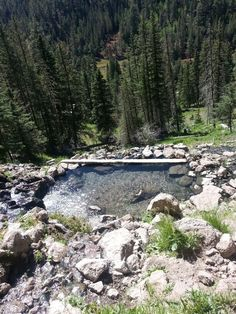 San Antonio Hot Springs, Jemez, New Mexico