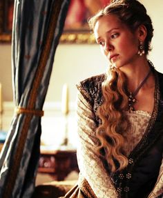 Queen Anne - the musketeers