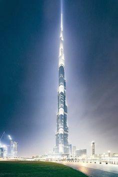 BURJ KHALIFA Architecture / / February 2012 / / United Arab #dubai #uae