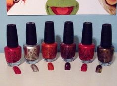 Opi Holiday 2011 Collection