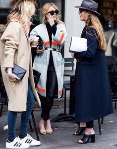 40 Fall Street Style Outfits to Inspire Street Style Outfits, Mode Outfits, Fashion Outfits, Womens Fashion, Fashion Trends, Fashion Bloggers, Fashion Capsule, Fashion Styles, Fashion Clothes