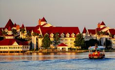 Stay in a Suite at Disney's Grand Floridian Hotel