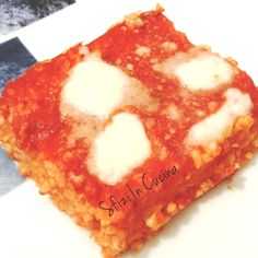 Sfizi in cucina | Riso al pomodoro gratinato in forno