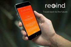 rewind pour iPhone - Une info par jour sur la trilogie Retour vers le Future