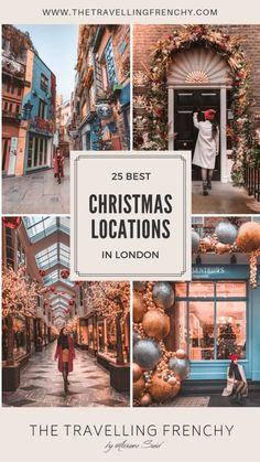 25 Christmas locations in London by The Travelling Frenchy Best Christmas Markets, London Christmas, Christmas In England, Christmas Shopping, Christmas 2019, Merry Christmas, Xmas, Thailand Travel, Bangkok Thailand