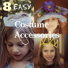 Green Owl Art: 8 Easy Costume Accessories