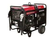 WEATHER ALERT: With an Ice and Snow Storm approaching quickly, it may be freezing outside - but you don't have to be! Keep your family warm and safe by using one of our top Honda Generators for your home.