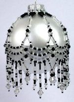 1000 Images About Beaded Ornaments On Pinterest Beaded