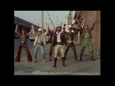 Original 1978 Village People YMCA music video featuring iconic lead singer and cop, Victor Willis.