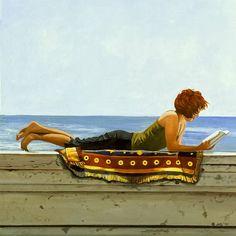 Reading and Art: Judi A. Gorski