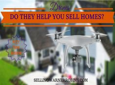 Drone technology can help sell homes. This article explains how and provides details on the requirements to operate a drone.