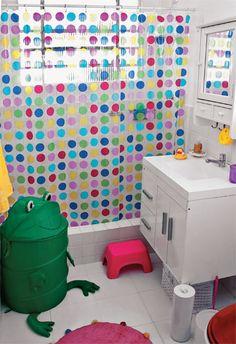 Banheiro infantil