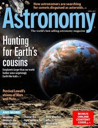 April 01, 2017 issue of Astronomy