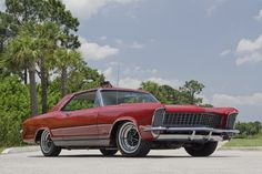 1965 Buick Riviera GS Hardtop http://www.musclecardefinition.com/