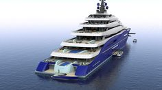Double Century: 4 crazy design features from 200m yacht concept | Boat International