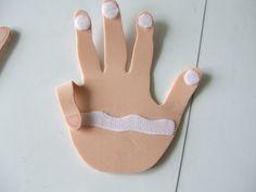 Compte avec tes mains!
