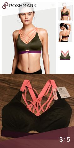 VSX sport bra sale Brand new great for working out PINK Victoria's Secret Intimates & Sleepwear Bras