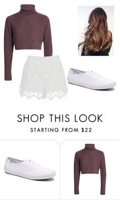 """Untitled #98"" by itsbatool ❤ liked on Polyvore featuring Keds, women's clothing, women, female, woman, misses and juniors"