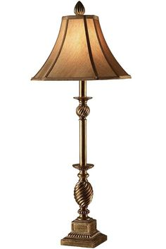 Mansfield Buffet Lamp - Buffet Lamps - Lamps For Buffet - Traditional Buffet Lamps - Accent Lamp | HomeDecorators.com