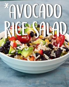 Seriously better than your favorite fast-food joint. Seriously better than your favorite fast-food joint. Yummy Recipes, Mexican Food Recipes, Gourmet Recipes, Cooking Recipes, Yummy Food, Healthy Recipes, Avocado Recipes, Healthy Cooking, Healthy Eating