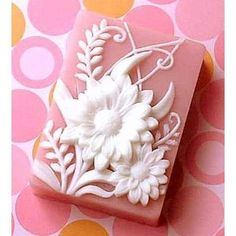 Cameo Soaps. An interesting way to layer stronger scents with more delicate ones.