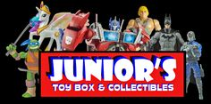 Junior's Toy Box & Collectibles on Kumbuya Is you found it in your toy box, you will find it right here at Junior's Toy Box & Collectibles. We are always in the market and actively looking for new collections. Toy Boxes, Broadway Shows, Spaces, Collections, Marketing, Toys, Activity Toys, Toy Chest, Toy
