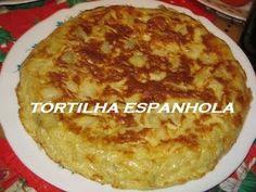 Nutrição e Qualidade de Vida: Tortilha Espanhola