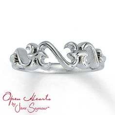 this open hearts ring