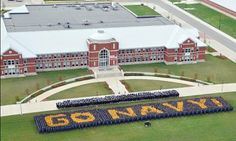 ILLINOIS- Great Lakes Naval acadamy. Watched my brother graduate from boot camp here.