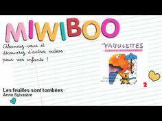 Anne Sylvestre - Les feuilles sont tombées - Miwiboo