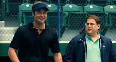 """And I thought baseball was slow. In the movie """"Moneyball,"""" I really wish there had been a inning stretch. This movie begins with Billy Beane, played by Brad Pitt, as the General Ma… Brad Pitt, Video Games For Kids, Kids Videos, Best Picture Nominees, Baseball Movies, Baseball Teams, Jonah Hill, 2011 Movies, Entrepreneur"""
