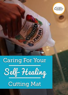 Caring for Your Self-Healing Cutting Mat | NQC