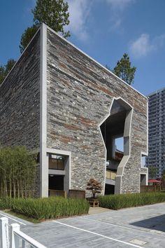 Galería de La obra de Wang Shu, Premio Pritzker 2012 - 62