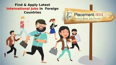 Browse Classifieds for Overseas Job Vacancies for International Companies in Foreign Countries, Abroad Job Search in USA, UK, Australia, Middle East countries and many more.  #JobsinSingapor #SingaporeJobs #MalaysiaJobs	#JobsinUK #AustraliaJobs #PlacementIndia Overseas Jobs, Jobs For Freshers, International Companies, Job Portal, Job Search, Middle East, Countries, Career, How To Apply