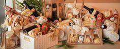 Composizione cesti natalizi Ferretti - Particolare