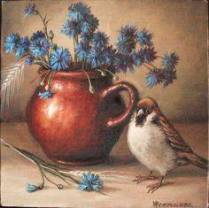 Julia Bobrisheva's still-life