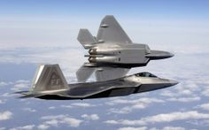 WALLPAPERS HD: FA 22A Raptor fighters