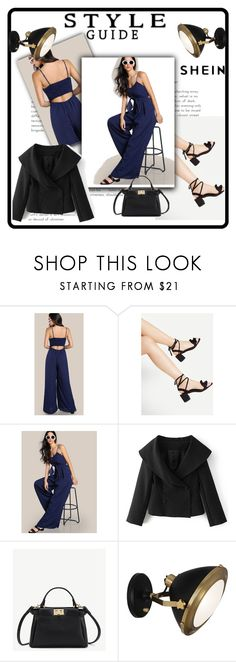 """""""SheIn 1/2"""" by dilruha ❤ liked on Polyvore featuring Robert Abbey"""