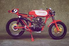 Ducati 125 Sport by Radical Ducati Spain